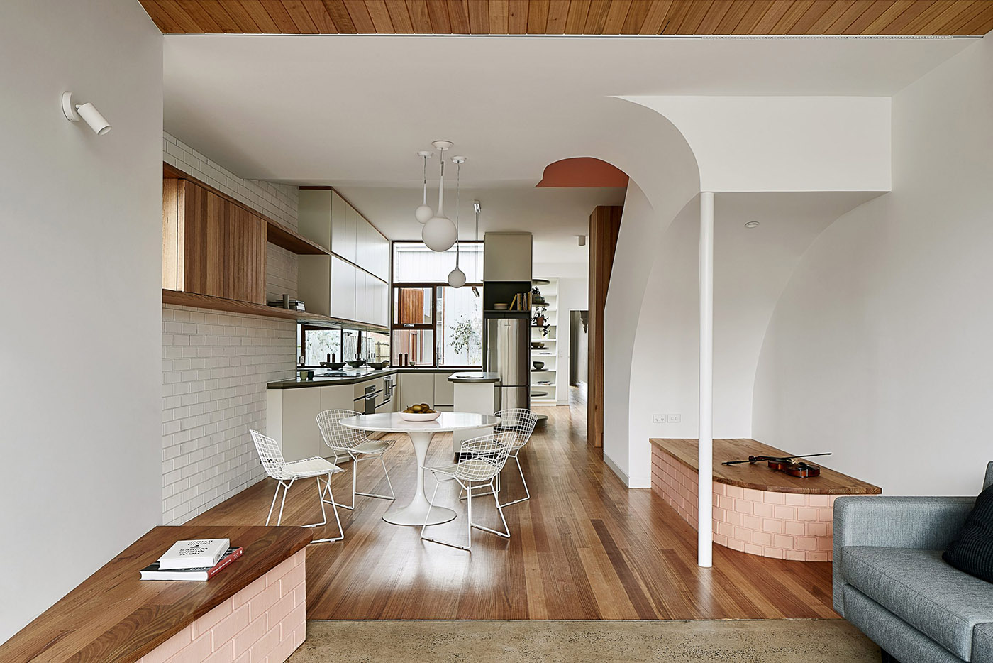 Feng Shui House. Designing for harmony and comfort in spaces