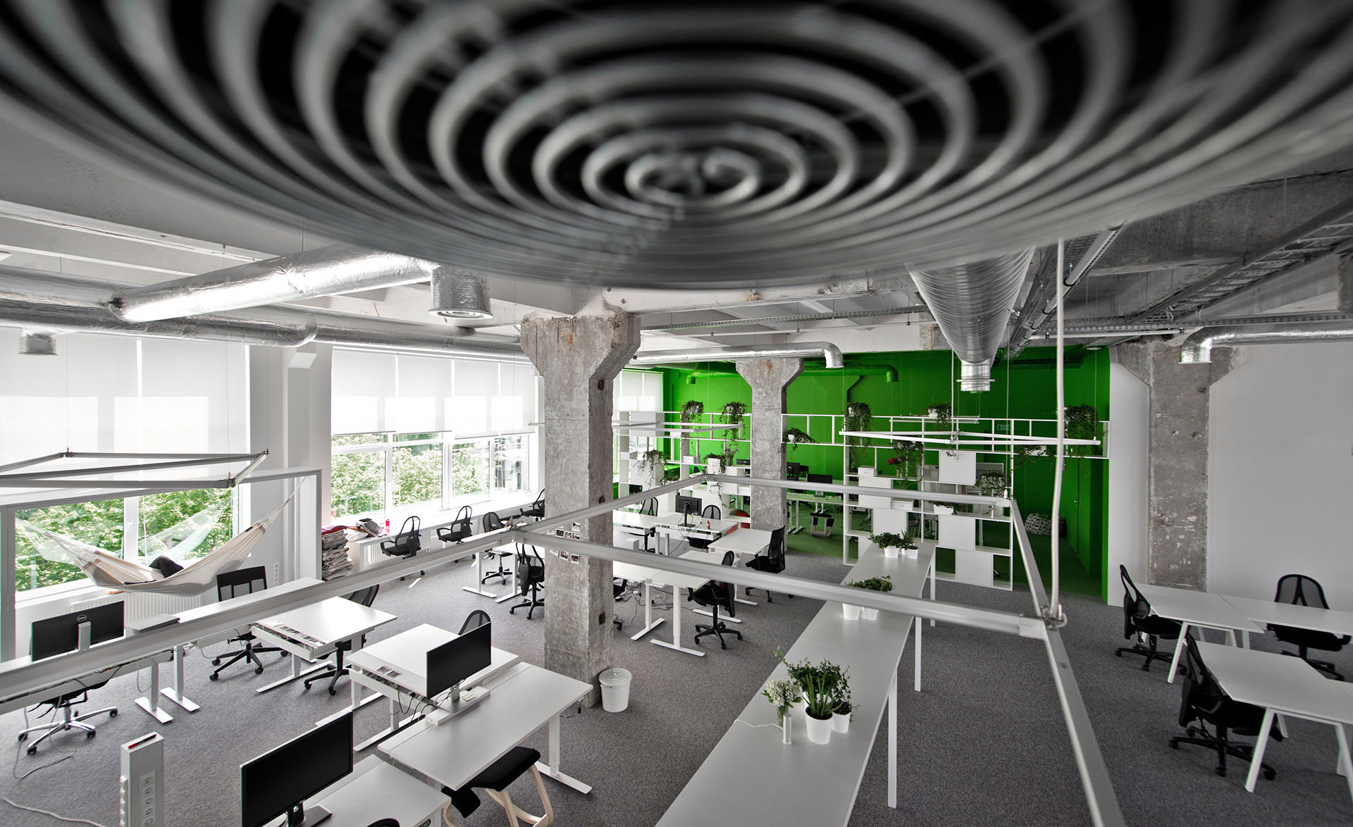 open space offices