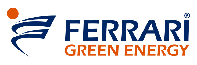 Logo Ferrari Energy Green
