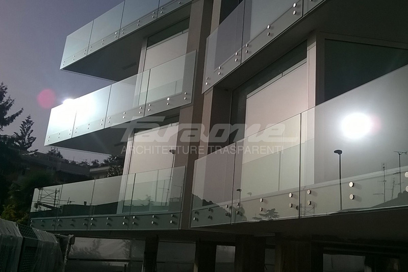 Faraone sunrise balustrade