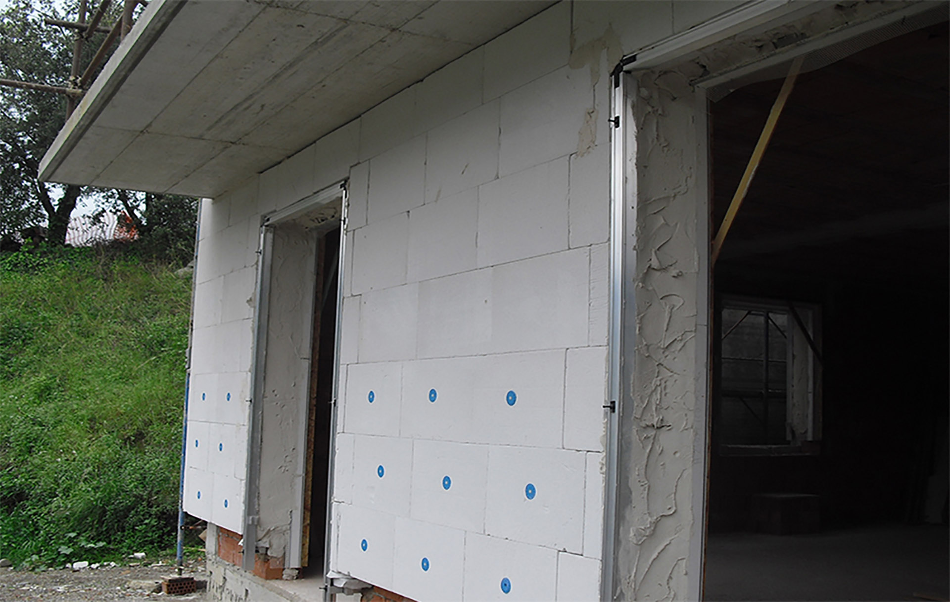 System for external insulation B / TERMO