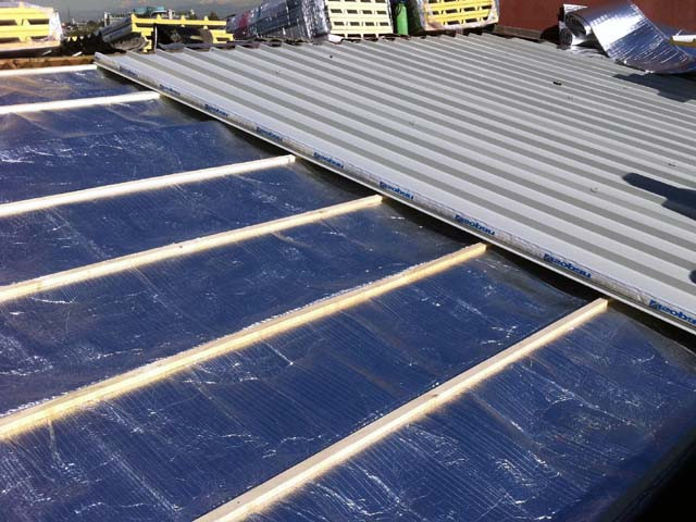 Overfoil 311 Over-All roof insulation