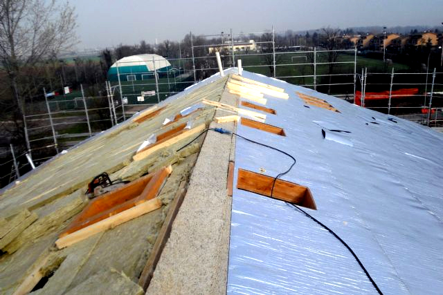 Overfoil Climate Over-All roof insulation