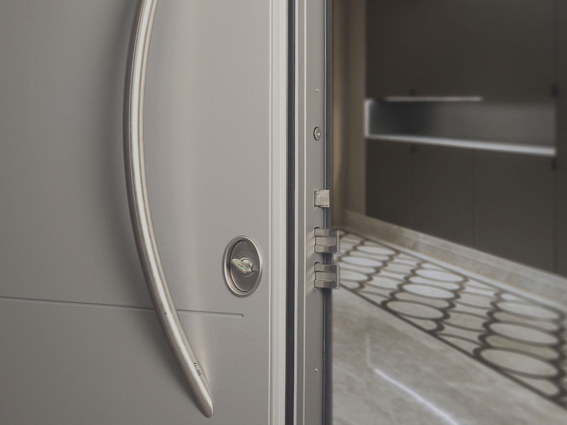 Gasperotti outdoor security door