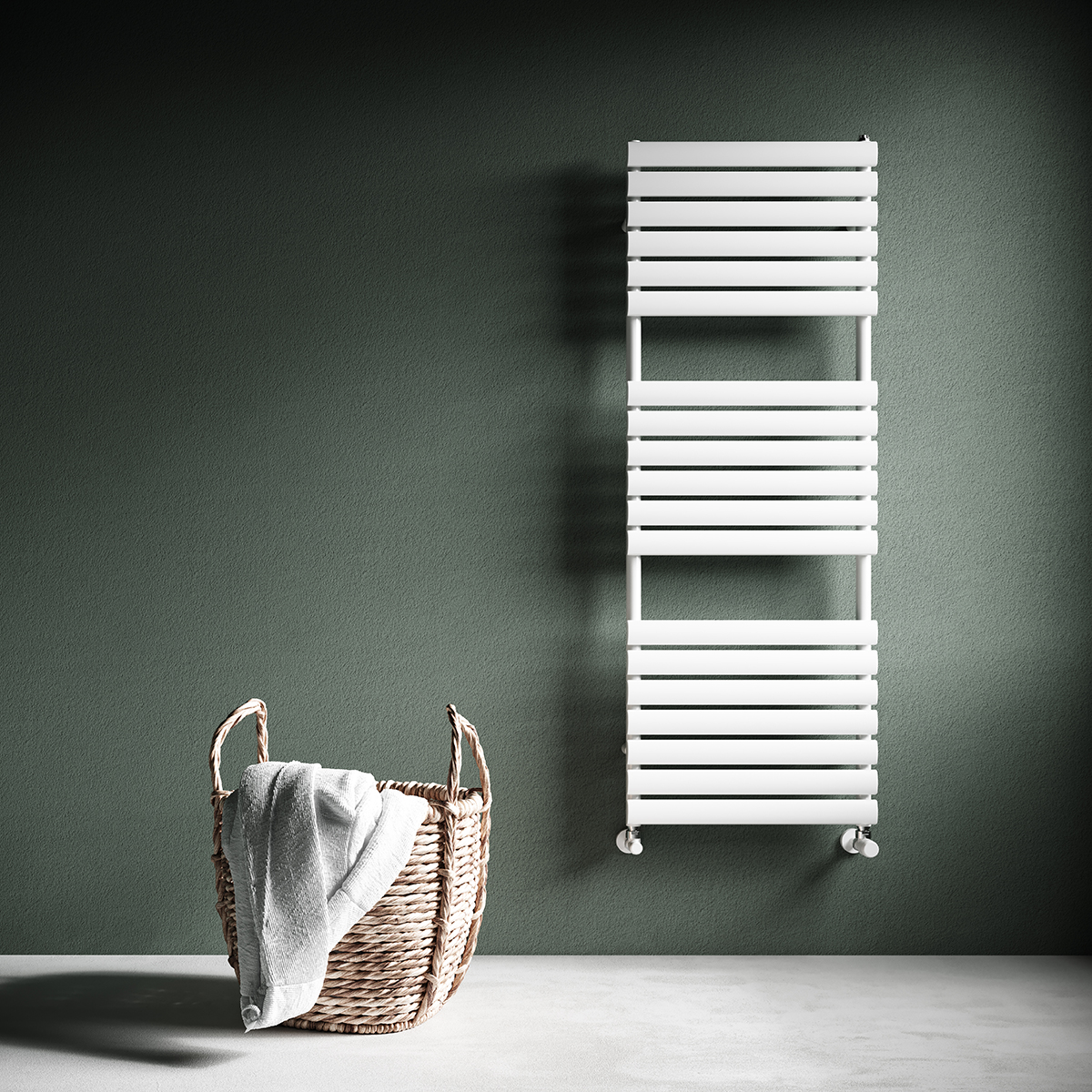 Towel Warmer Samira White