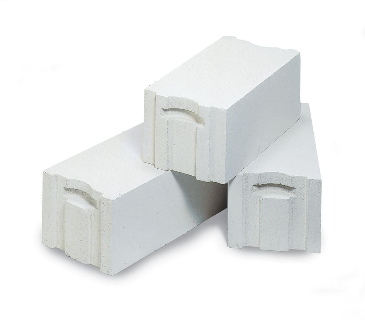 Ytong cellular concrete bricks