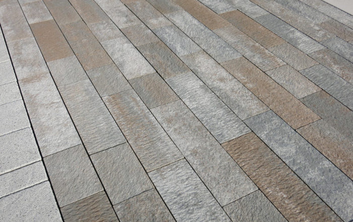 Flooring palladio trachite