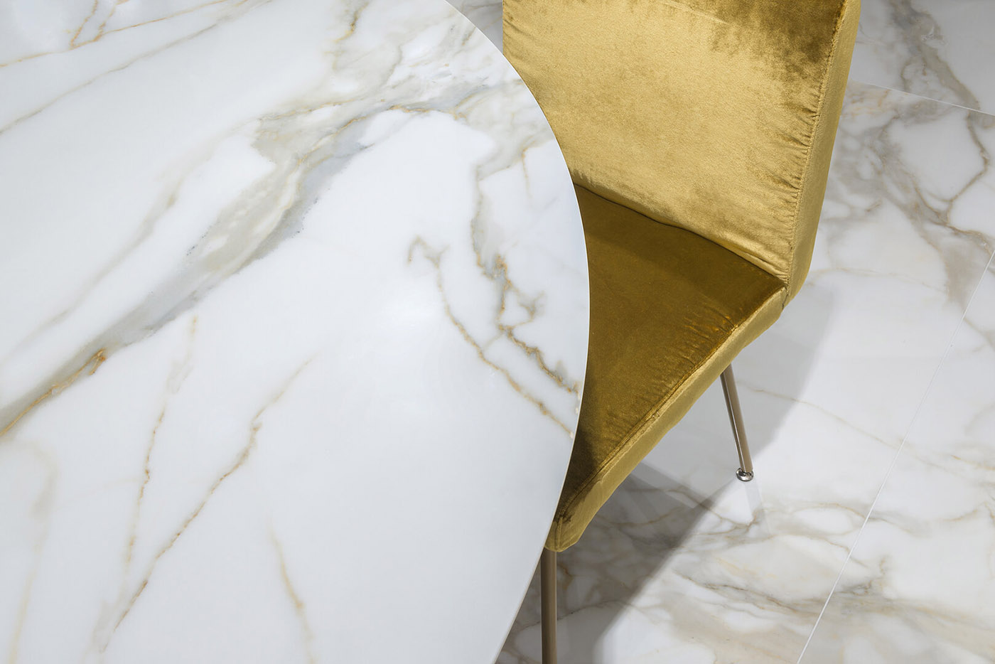 Porcelain tiles for interior design Iris