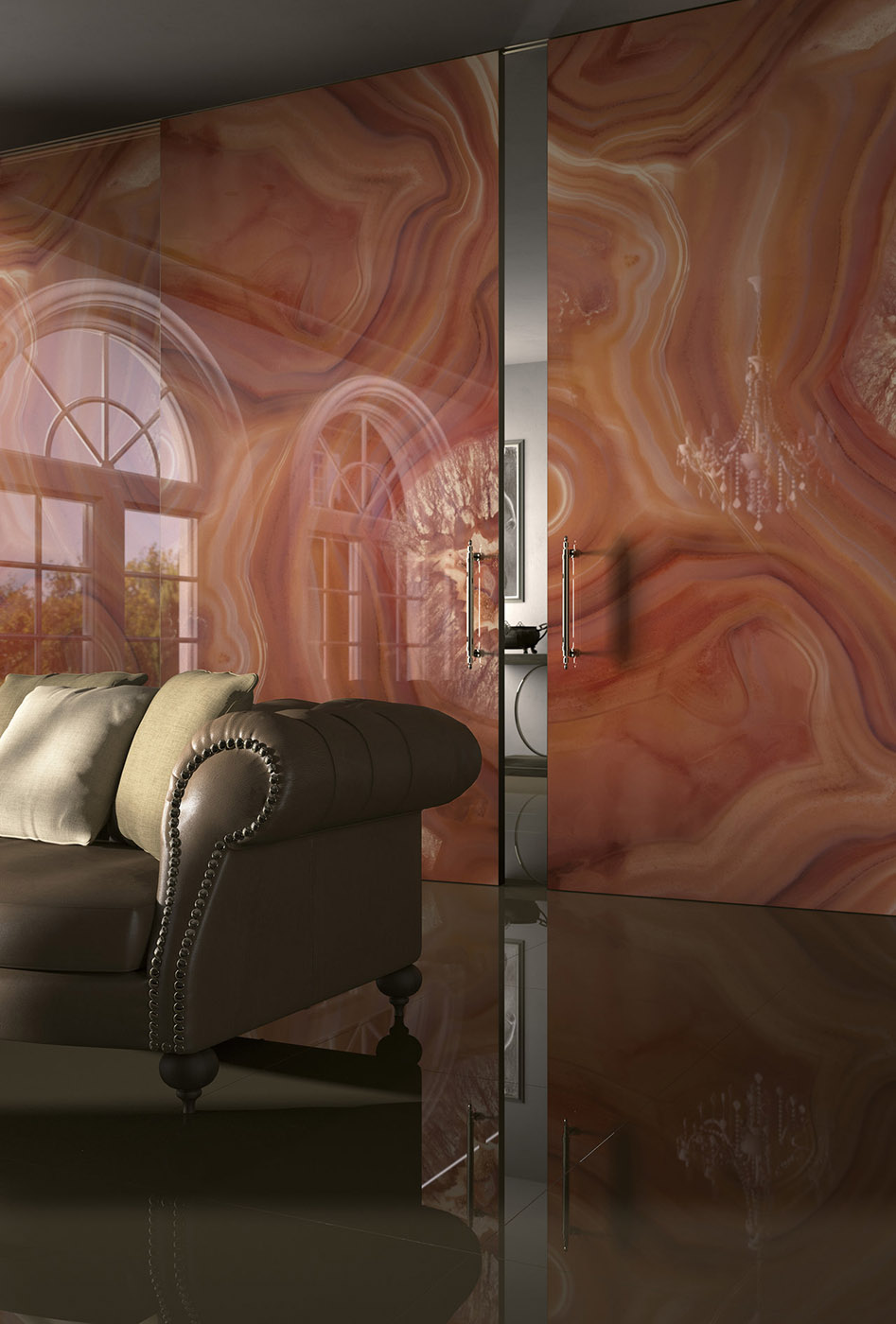 Iris Ceramica Fiandre Wall coverings Flooring
