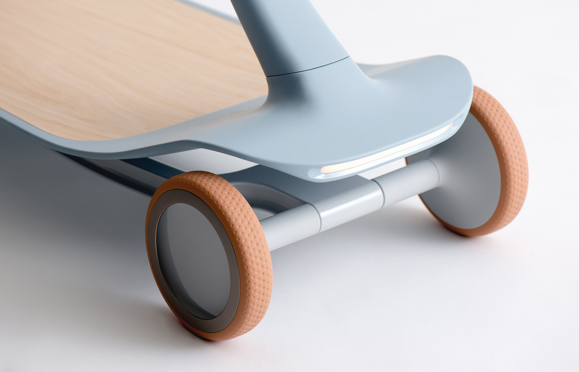PAL - A smart modular personal transport system