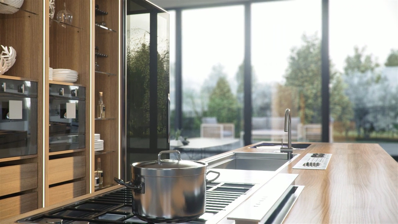 Avivi Smart Kitchen